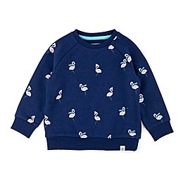 Sovereign Code® Flamingo Sweatshirt in Navy