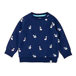 Sovereign Code® Flamingo Sweatshirt in Navy