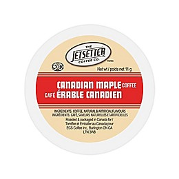 Jetsetter Canadian Maple Coffee 24-Count