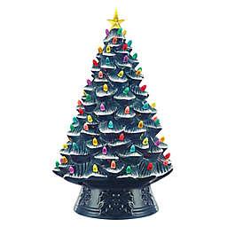 Mr. Christmas® Nostalgic 18-Inch Ceramic LED Tabletop Christmas Tree