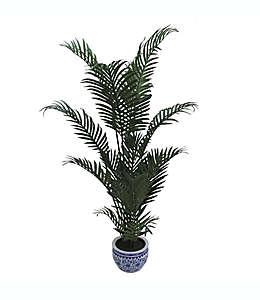 Palmera areca W Home en maceta de cerámica