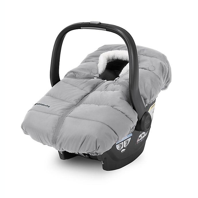 Alternate image 1 for UPPAbaby® CozyGanoosh Footmuff for MESA Car Seats in Grey
