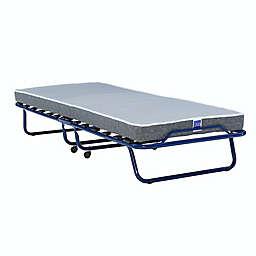 Zadoc Folding Rollaway Full Bed in Blue