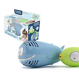 Baby Patent© Bubble Buddy 3-in-1 Bath Game, Toy, and Bubble Maker Set