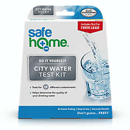 Safe Home City Water Test Kit