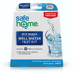 Safe Home Well Water Test Kit