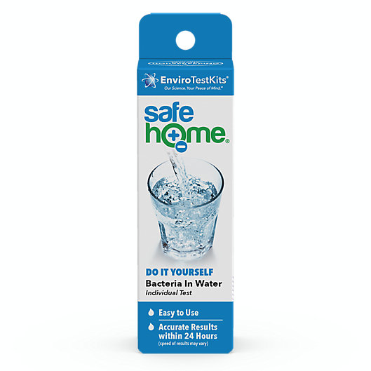 Alternate image 1 for Safe Home Bacteria in Water Test Kit
