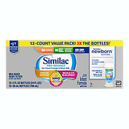Similac Pro-Advance® 12-Pack Non-GMO 12 oz. Ready to Feed Infant Formula