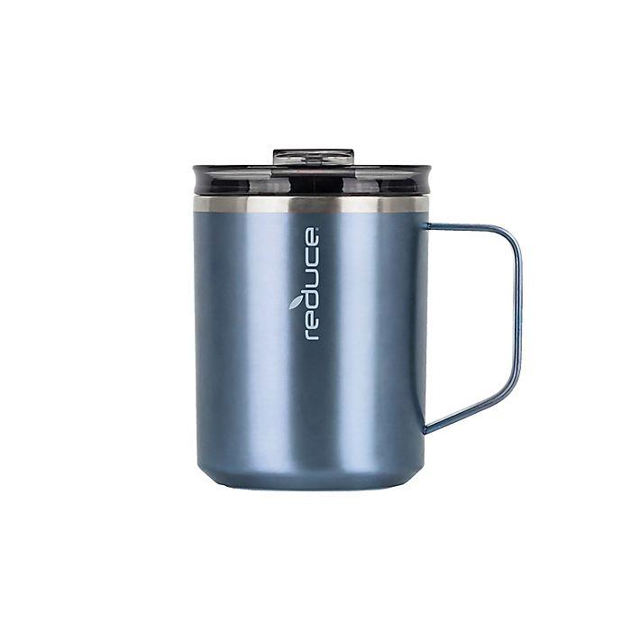 Alternate image 1 for reduce® 14 oz. Desk Mug  with Lid