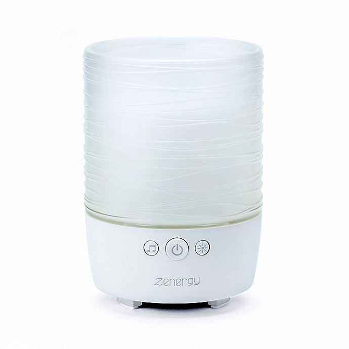 Alternate image 1 for iHome® Zenergy™ Bluetooth® Portable Meditative Light and Sound Therapy