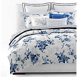 Lauren Ralph Lauren Sandra Floral 3-Piece Comforter Set in Blue/White