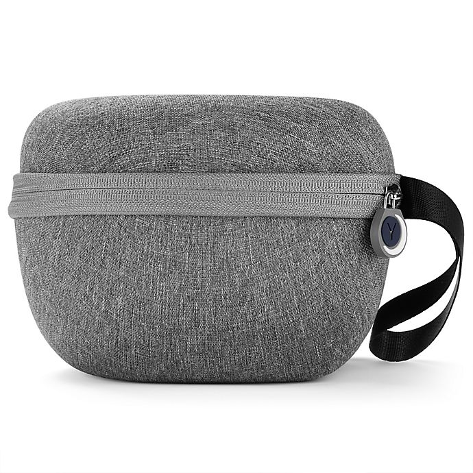Alternate image 1 for Yogasleep™ Travel Case for Dohm White Noise Machine in Grey