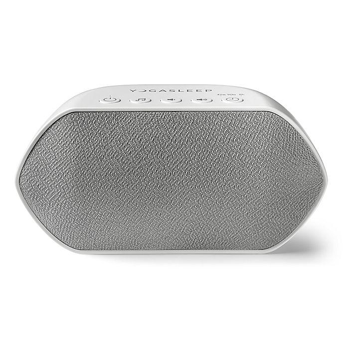 Alternate image 1 for Yogasleep™ Soundcenter White Noise Machine in White