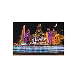 1,500-Piece Cibeles Fountain Madrid Jigsaw Puzzle
