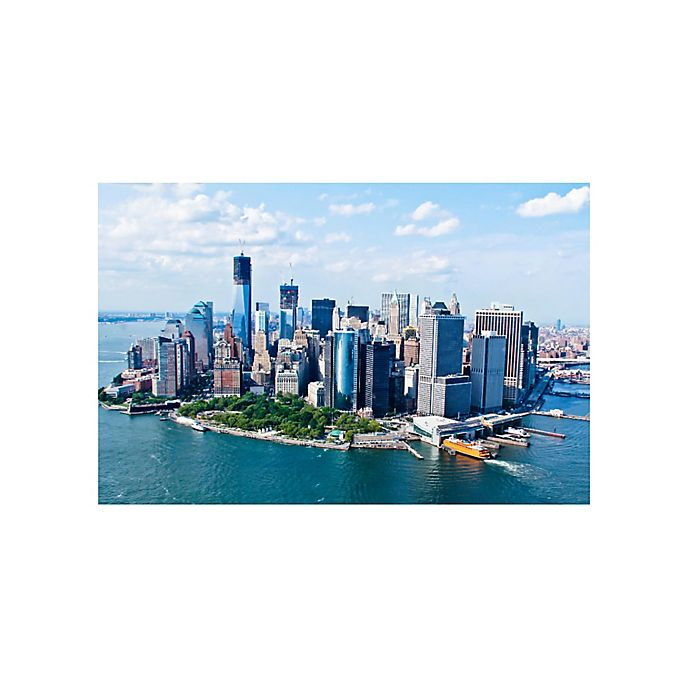 Alternate image 1 for Manhattan, NY Gold Edition 1,500-Piece Jigsaw Puzzle