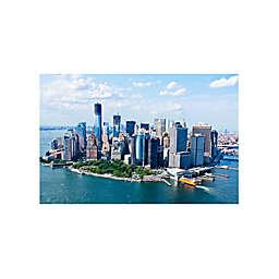 Manhattan, NY Gold Edition 1,500-Piece Jigsaw Puzzle
