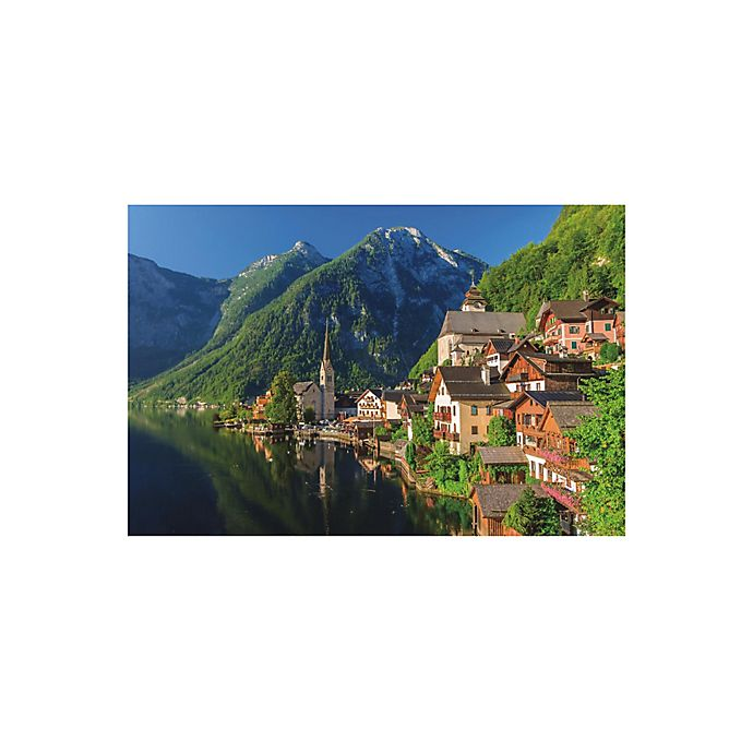 Alternate image 1 for Hallstat Germany 1000-Piece Jigsaw Puzzle