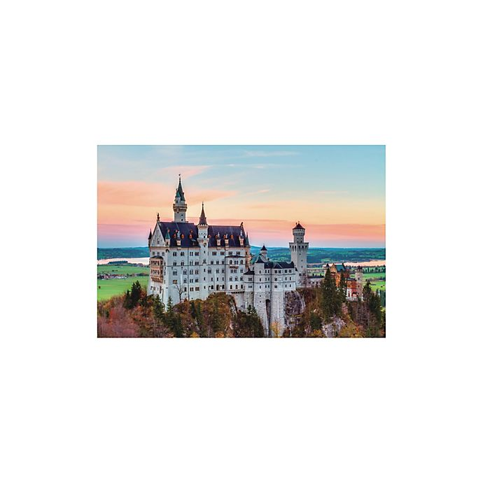 Alternate image 1 for Fairytale Castle Bavaria 1000-Piece Jigsaw Puzzle