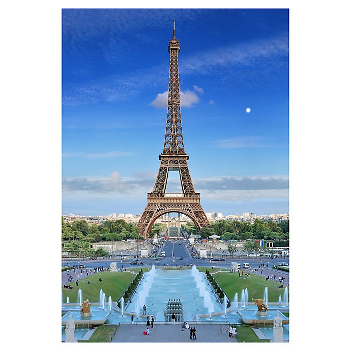 Alternate image 1 for Eiffel Tower 1,000-Piece Jigsaw Puzzle