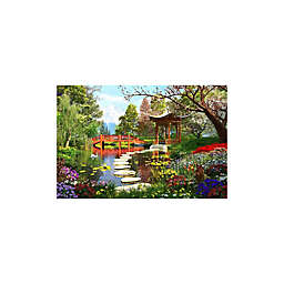 Gardens of Fuji, Japan 1000-Piece Jigsaw Puzzle