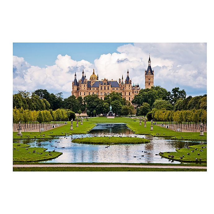 Alternate image 1 for Schwerin Palace, Germany 1,000-Piece Jigsaw Puzzle
