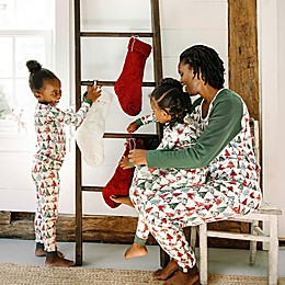 Burt's Bees Baby® O Christmas Tree Organic Cotton Holiday Family Jammies Collection