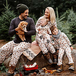 Burt's Bees Baby® Reindeer Organic Cotton Holiday Family Jammies Collection