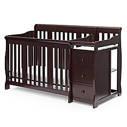 Storkcraft™ Portofino 4-in-1 Convertible Crib and Changer