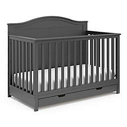 Storkcraft™ Moss 4-in-1 Convertible Crib with Drawer