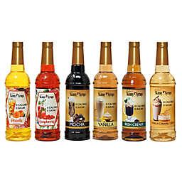 Jordan's Skinny Syrups™ 6-Pack Select Gourmet Syrup Sampler