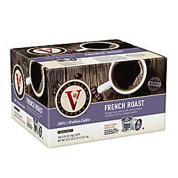 Victor Allen® French Roast Flavor Coffee Pods for Single Serve Coffee Makers 100-Count