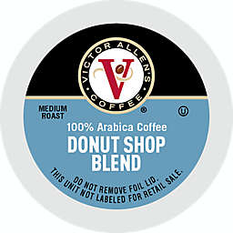 Victor Allen® Donut Shop Blend Coffee Pods for Single Serve Coffee Makers 80-Count