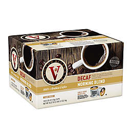 Victor Allen® Decaf Morning Blend Coffee Pods for Single Serve Coffee Makers 100-Count