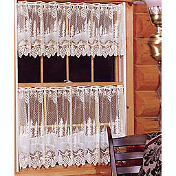 Pinecone Window Curtain Collection