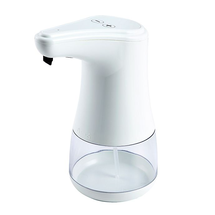 Alternate image 1 for Automatic Touchless Soap Dispenser in White