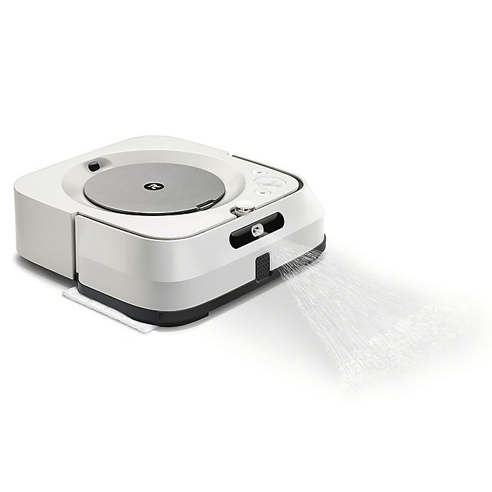 Alternate image 1 for iRobot® Braava jet® m6 (6110) Wi-Fi® Connected Robot Mop