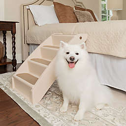 PupSTEP Plus Extra Large Pet Stairs in Beige