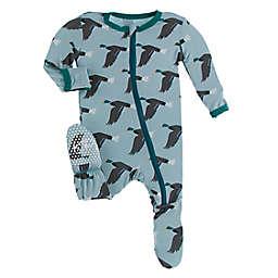 KicKee Pants® Jade Mallard Footie Pajama