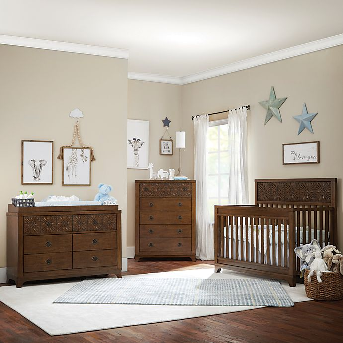 Alternate image 1 for bel amore® Brentwood Nursery Furniture Collection in Brown
