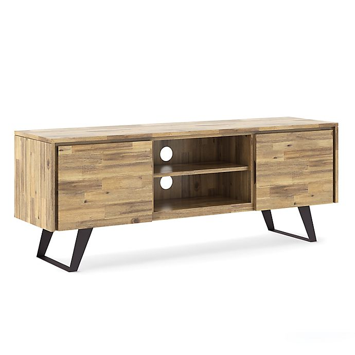 Alternate image 1 for Simpli Home™ Lowry TV Stand