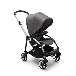 Bugaboo® Bee6 Complete Stroller in Grey Melange
