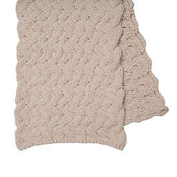 Style Me Pretty 72-Inch Natural Knit Tree Wrap in Ivory