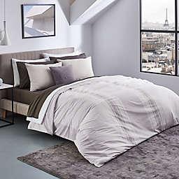 Lacoste Anglet 3-Piece Reversible Duvet Cover Set