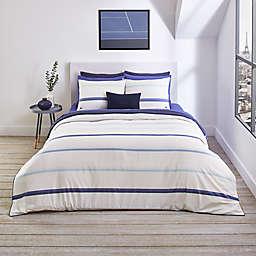 Lacoste Malibu 3-Piece Reversible Duvet Cover Set