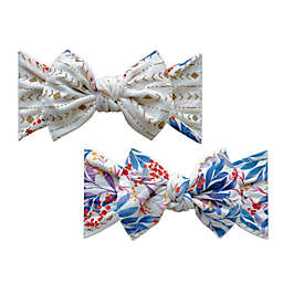 Baby Bling® One Size Winter Vibes REVERSE-A-BOW Reversible Bow Headband