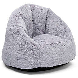 Delta Home Adult Lounge Chair in Grey