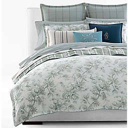Lauren Ralph Lauren Julianne Toile 3-Piece Reversible Comforter Set in Sage