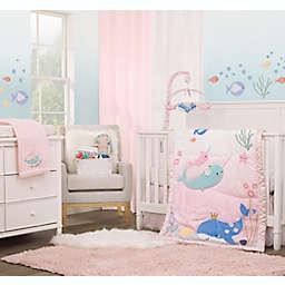 Nojo® Under the Sea Whimsy 4-Piece Crib Bedding Set