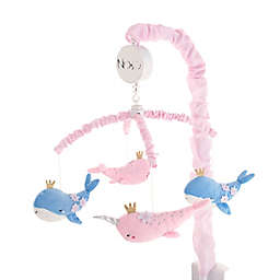 NoJo® Under the Sea Whimsy Musical Mobile in Pink