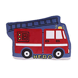 carter's® Fire Truck Throw Pillow in Red